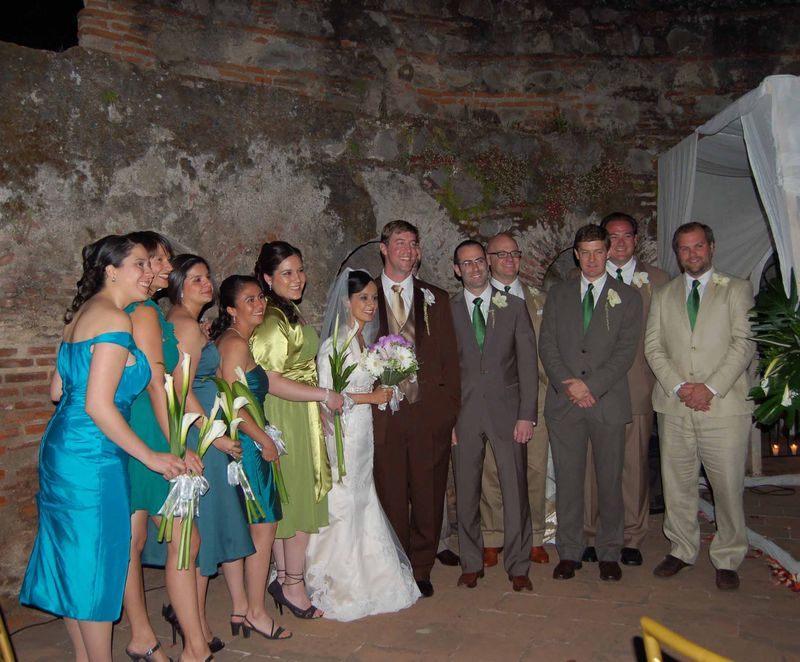 John-lucrecia wedding
